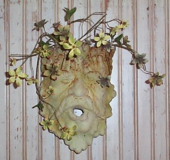 Green Man Garden Planter