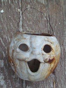 White Pumpkin Lantern