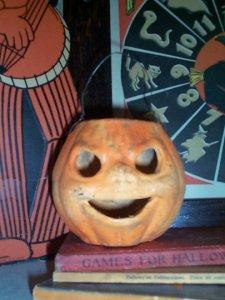 Smiling Jack-O-Lantern