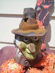 Witch Head Luminary