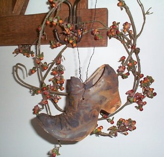 Small Witch Shoe